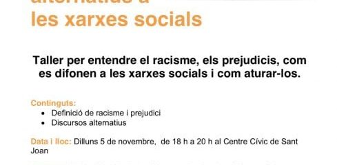 Racisme xarxes